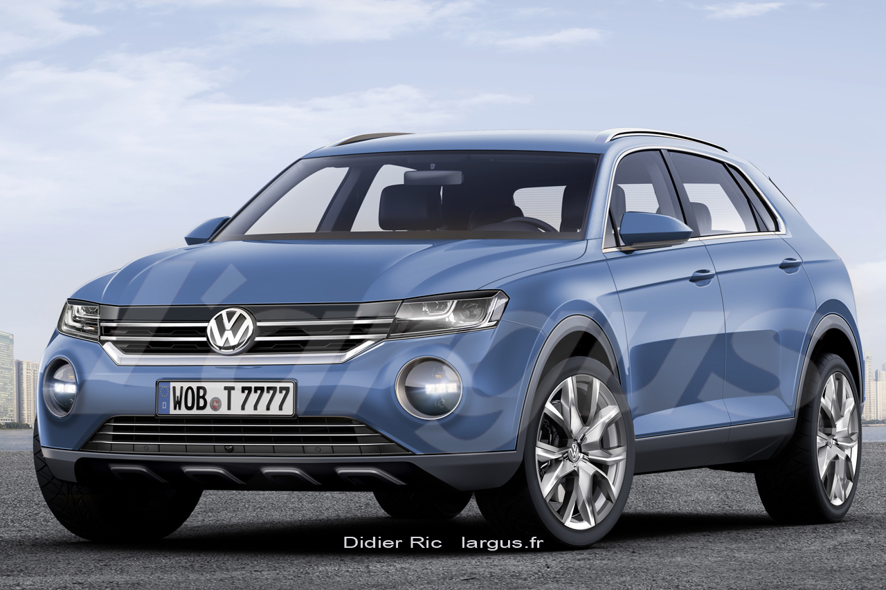 actualit nouveaut volkswagen tiguan 2015. Black Bedroom Furniture Sets. Home Design Ideas