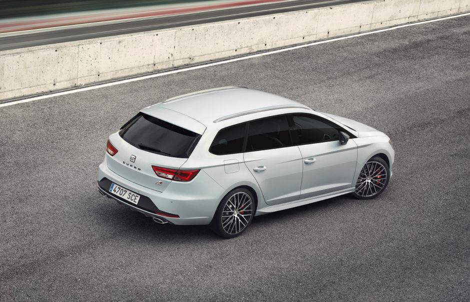 seat leon st cupra 2015 premi res photos officielles photo 6 l 39 argus. Black Bedroom Furniture Sets. Home Design Ideas