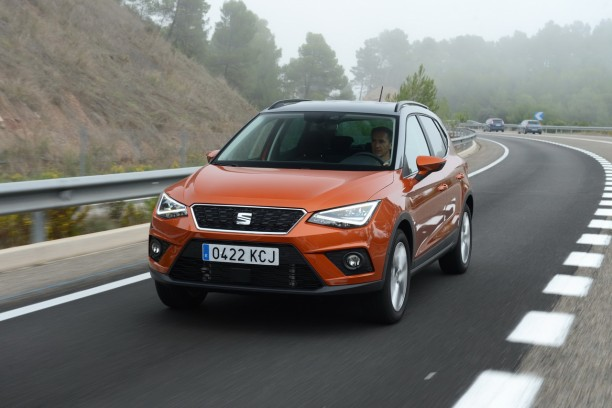 seat arona 2018 un nouveau diesel 1 6 tdi 115 au catalogue l 39 argus. Black Bedroom Furniture Sets. Home Design Ideas