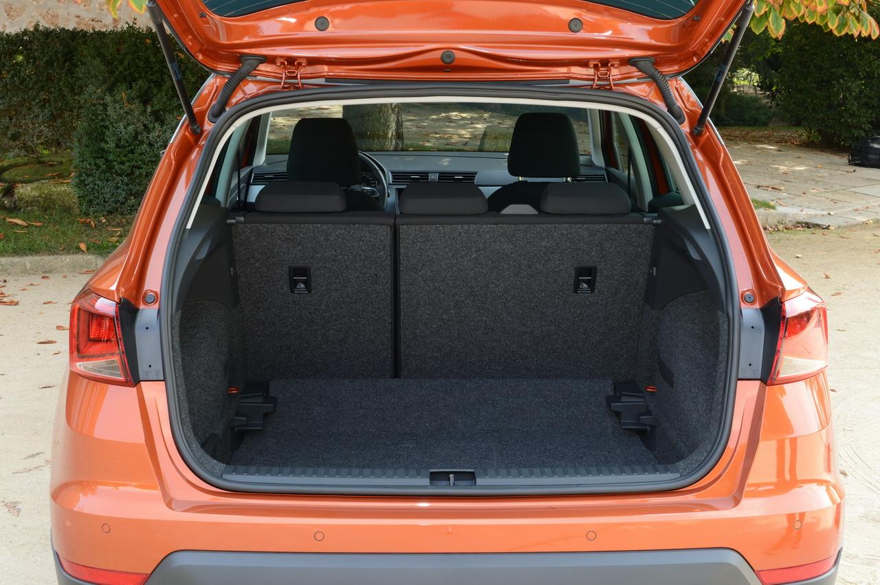 essai seat arona notre avis sur le nouveau suv seat photo 30 l 39 argus. Black Bedroom Furniture Sets. Home Design Ideas