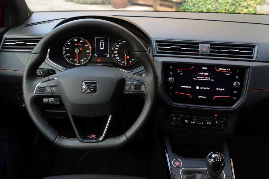 Essai Seat Arona 1.5 TSI FR : le plaisir en plus - Photo ...