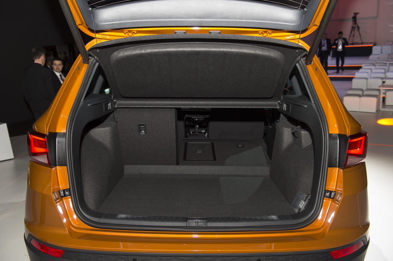 seat ateca 2016 l 39 argus d j bord du premier suv de seat photo 9 l 39 argus. Black Bedroom Furniture Sets. Home Design Ideas