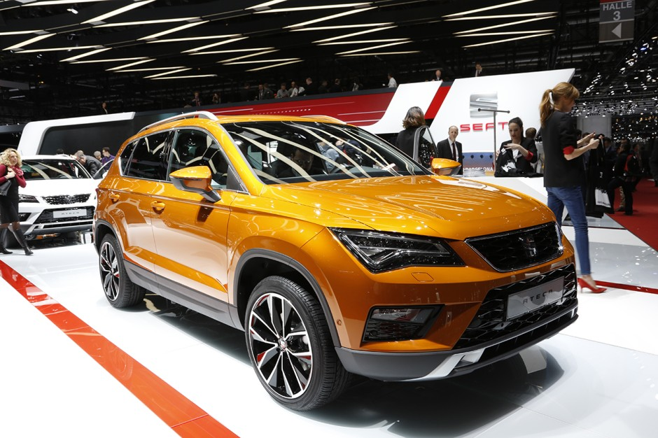 seat ateca vs nissan qashqai le match en 20 images seat ateca l 39 argus. Black Bedroom Furniture Sets. Home Design Ideas