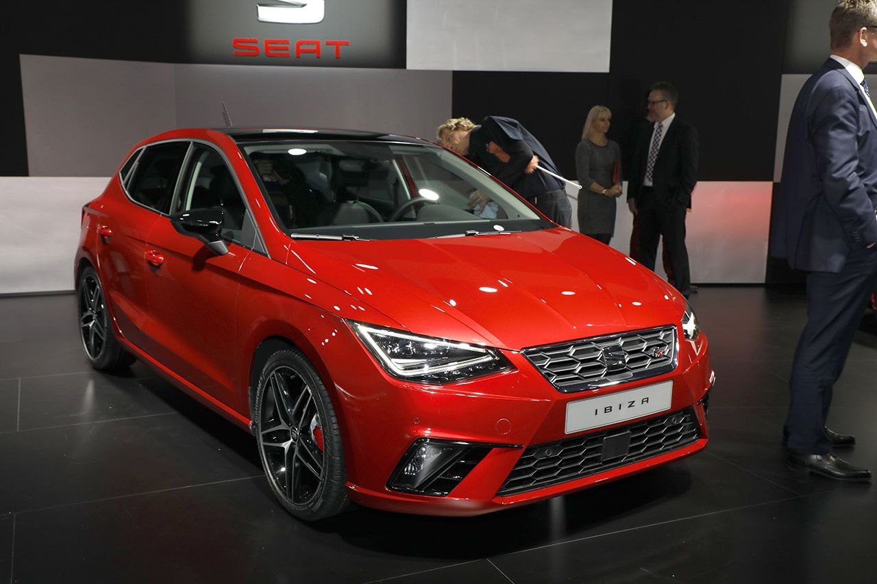 seat ibiza il n 39 y aura pas de nouvelle version cupra photo 1 l 39 argus. Black Bedroom Furniture Sets. Home Design Ideas