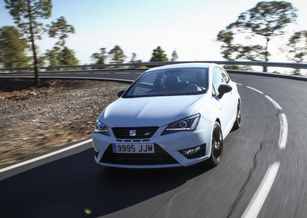 essai seat ibiza cupra l 39 ib re active l 39 argus. Black Bedroom Furniture Sets. Home Design Ideas