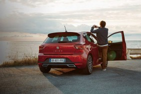 Seat ibiza red edition