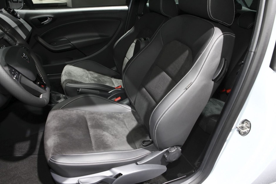 prix seat ibiza cupra 192 plus puissante mais peine plus ch re photo 8 l 39 argus. Black Bedroom Furniture Sets. Home Design Ideas
