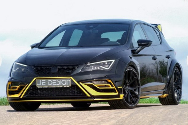 seat leon cupra par je design jusqu 39 380 ch et 285 km h l 39 argus. Black Bedroom Furniture Sets. Home Design Ideas