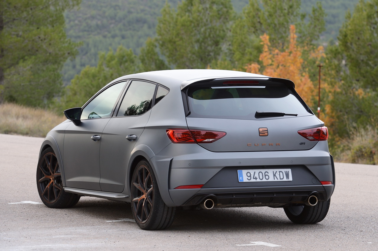 essai seat leon cupra r l 39 ib re endiabl e photo 8 l 39 argus. Black Bedroom Furniture Sets. Home Design Ideas