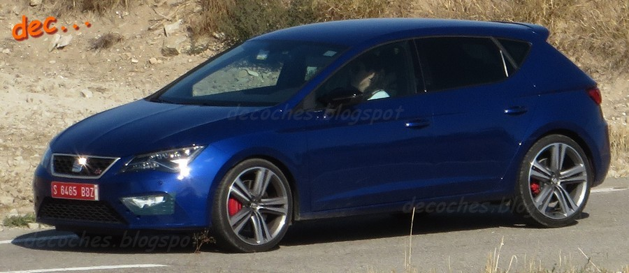 seat leon 2017 premiers spyshots de la version restyl e l 39 argus. Black Bedroom Furniture Sets. Home Design Ideas
