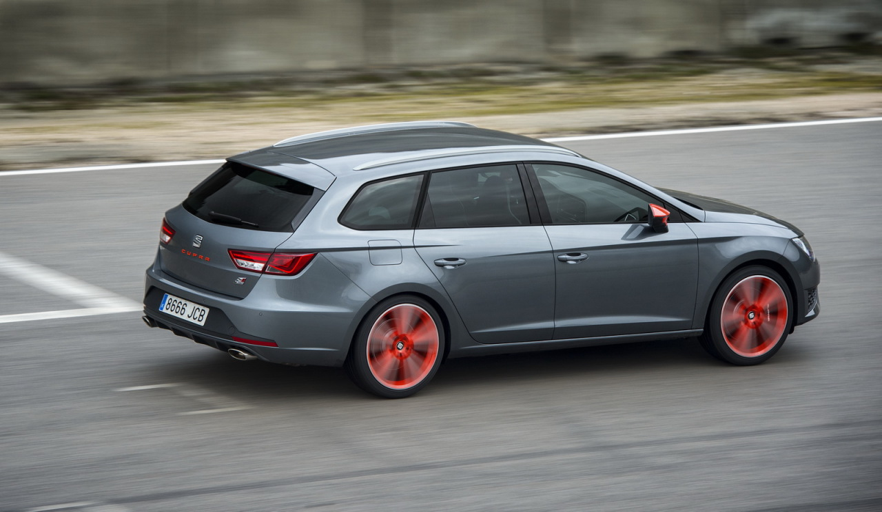 seat leon st cupra 2015 les prix photo 5 l 39 argus. Black Bedroom Furniture Sets. Home Design Ideas