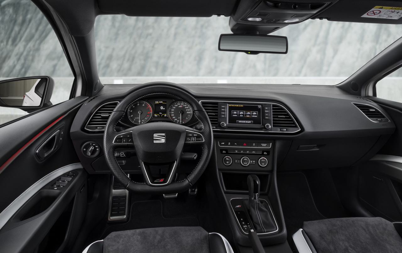 seat leon st cupra 2015 les prix photo 7 l 39 argus. Black Bedroom Furniture Sets. Home Design Ideas