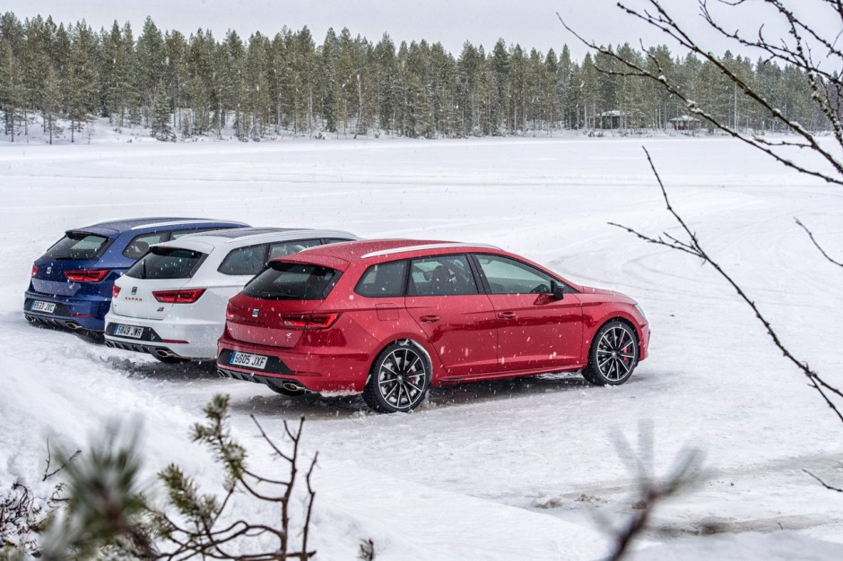 essai seat leon st cupra 4drive notre test sur glace vid o photo 29 l 39 argus. Black Bedroom Furniture Sets. Home Design Ideas