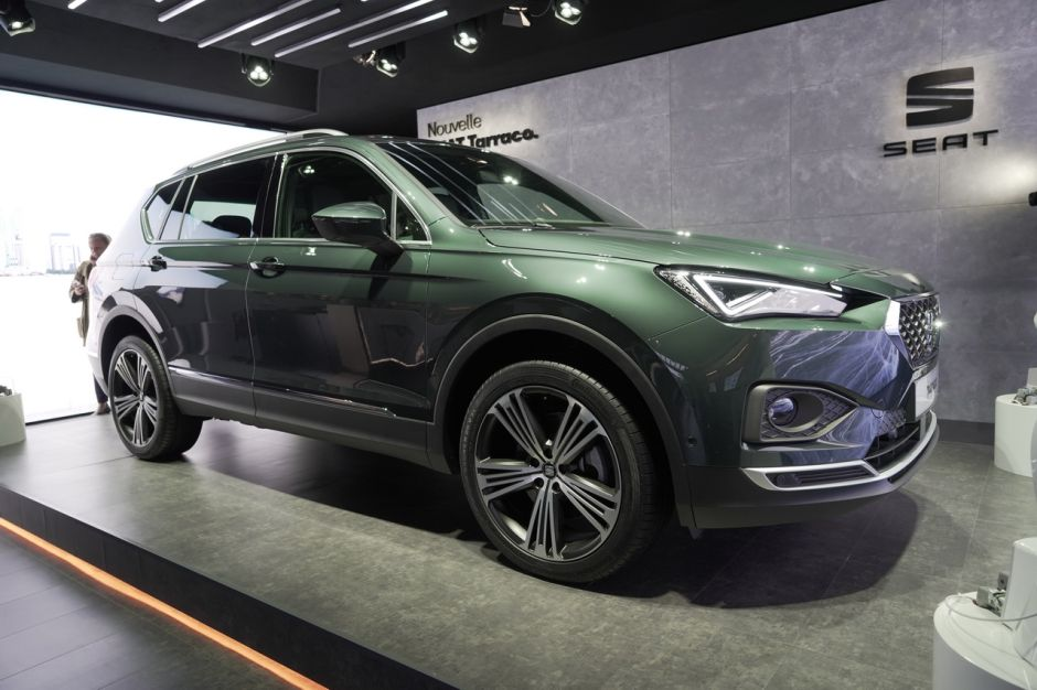 les nouveaux suv du mondial de l 39 auto 2018 seat tarraco l 39 argus. Black Bedroom Furniture Sets. Home Design Ideas