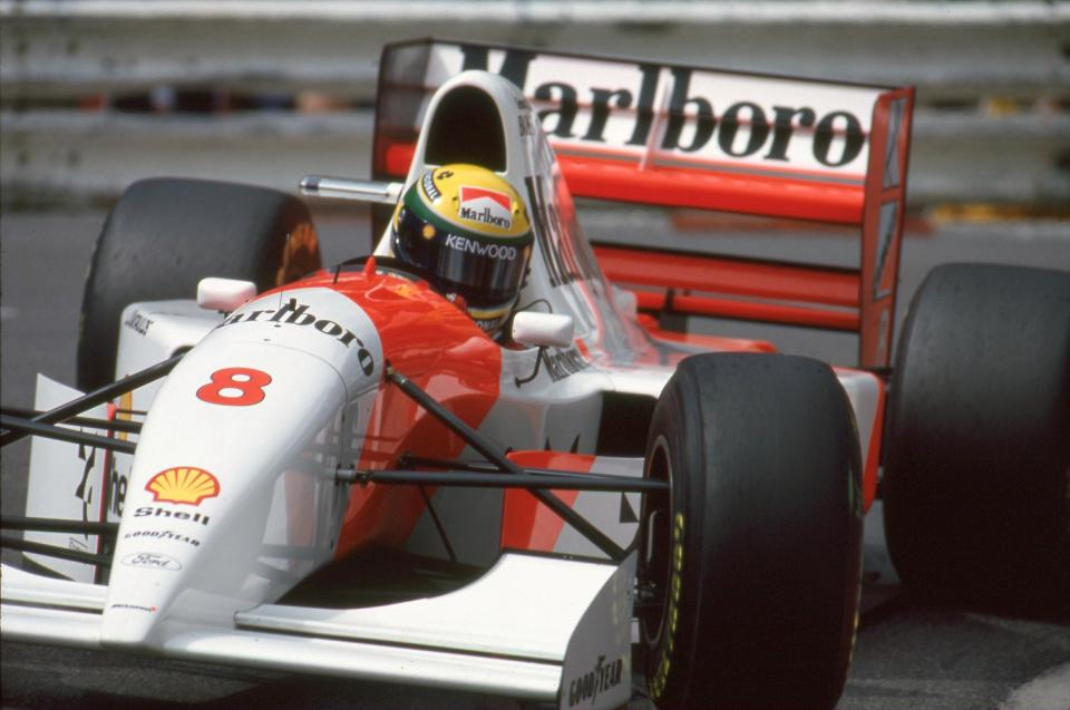 une formule 1 d 39 ayrton senna vendre photo 21 l 39 argus. Black Bedroom Furniture Sets. Home Design Ideas