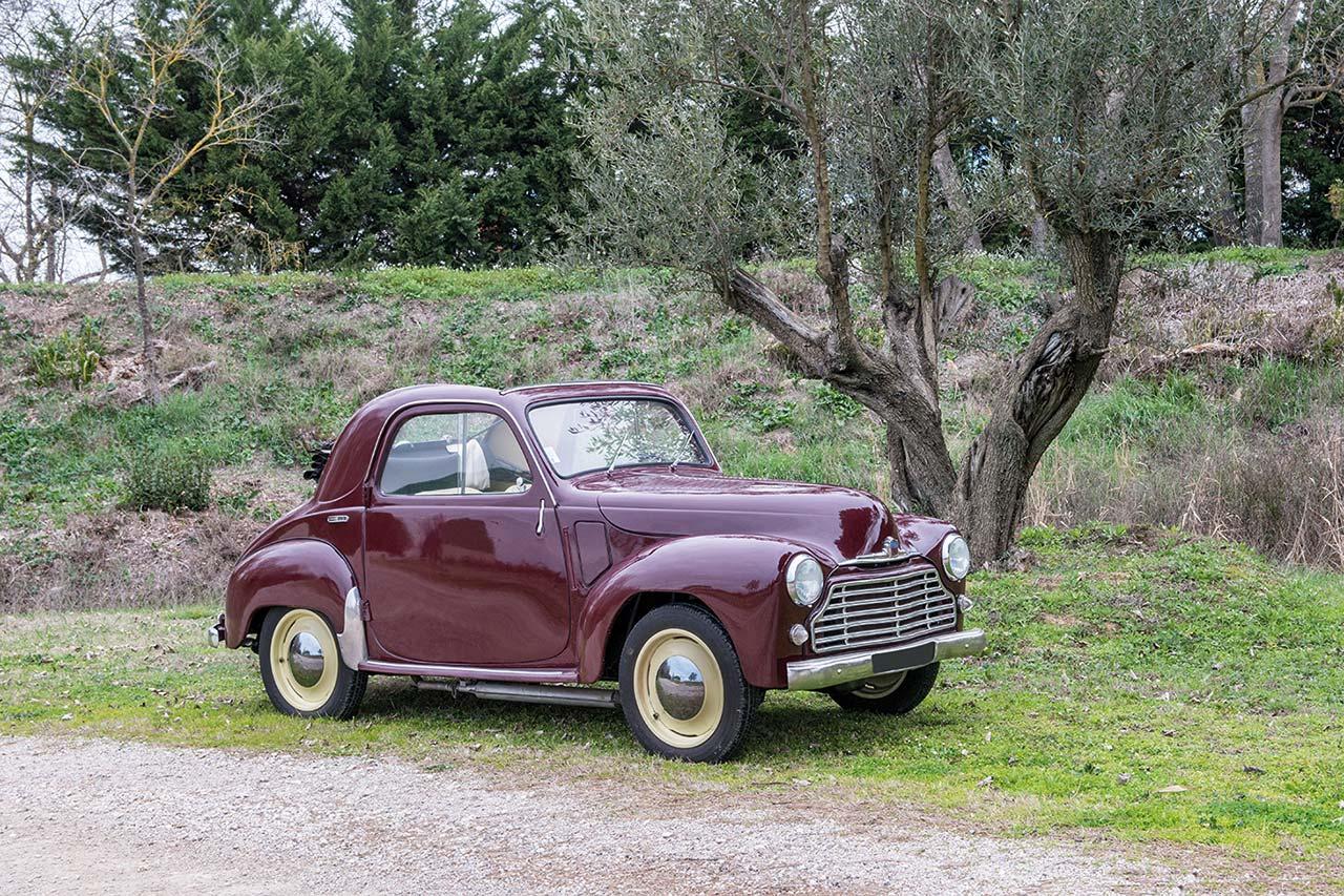 Avignon Motor Festival : les voitures de Louis Nicollin en vente