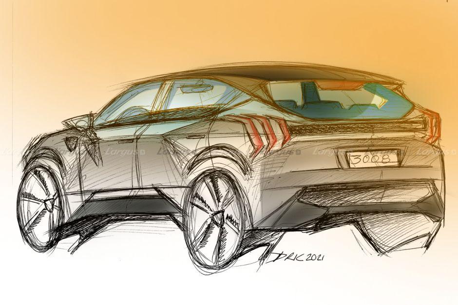 2023 - [Peugeot] 3008 III [P64] - Page 4 Sketch-peugeot-3008-ar-color-wm