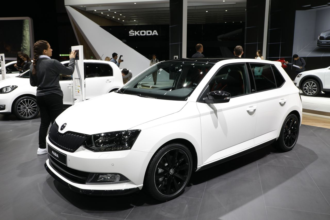 skoda fabia 1 0 tsi nouveau c ur vaillant photo 1 l 39 argus. Black Bedroom Furniture Sets. Home Design Ideas