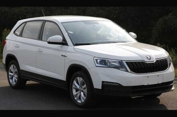 skoda kamiq 2018 un petit fr re pour le skoda karoq en chine l 39 argus. Black Bedroom Furniture Sets. Home Design Ideas