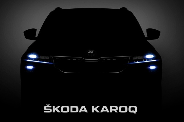 skoda karoq 2017 premi res photos du nouveau suv skoda l 39 argus. Black Bedroom Furniture Sets. Home Design Ideas
