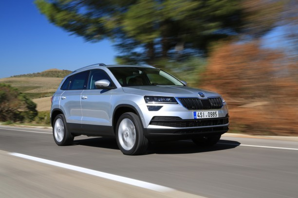 essai skoda karoq 2018 notre avis sur le tiguan tch que l 39 argus. Black Bedroom Furniture Sets. Home Design Ideas