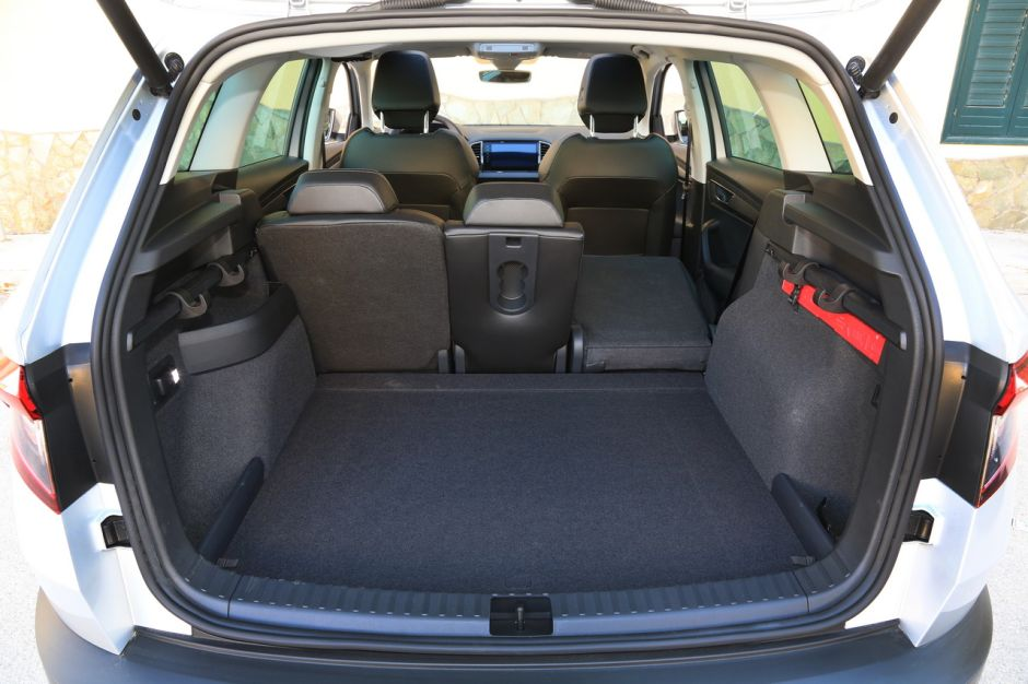 essai skoda karoq 2018 notre avis sur le tiguan tch que photo 35 l 39 argus. Black Bedroom Furniture Sets. Home Design Ideas