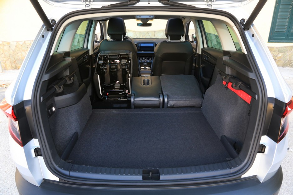 essai skoda karoq 2018 notre avis sur le tiguan tch que photo 36 l 39 argus. Black Bedroom Furniture Sets. Home Design Ideas
