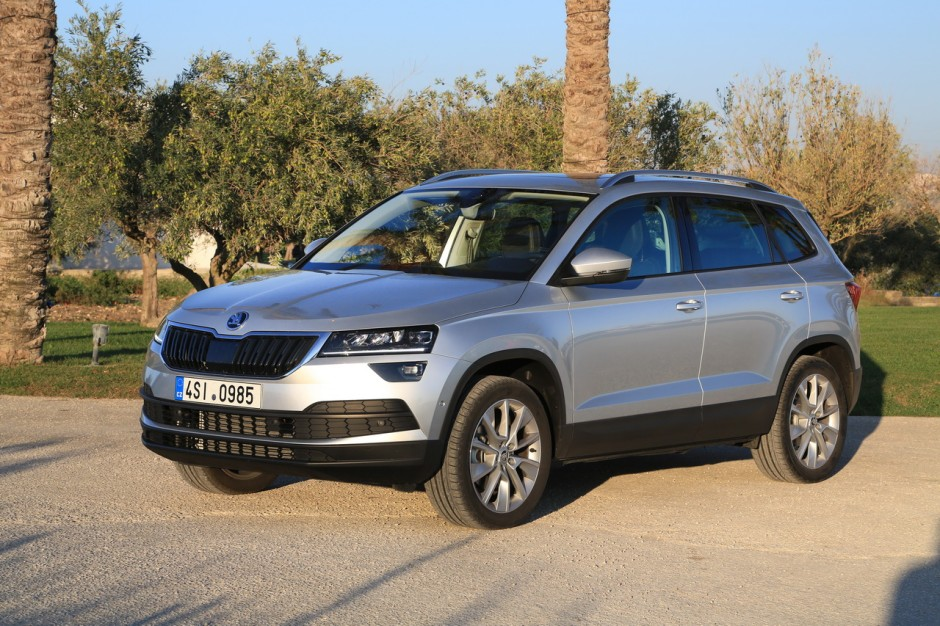 essai skoda karoq 2018 notre avis sur le tiguan tch que photo 44 l 39 argus. Black Bedroom Furniture Sets. Home Design Ideas