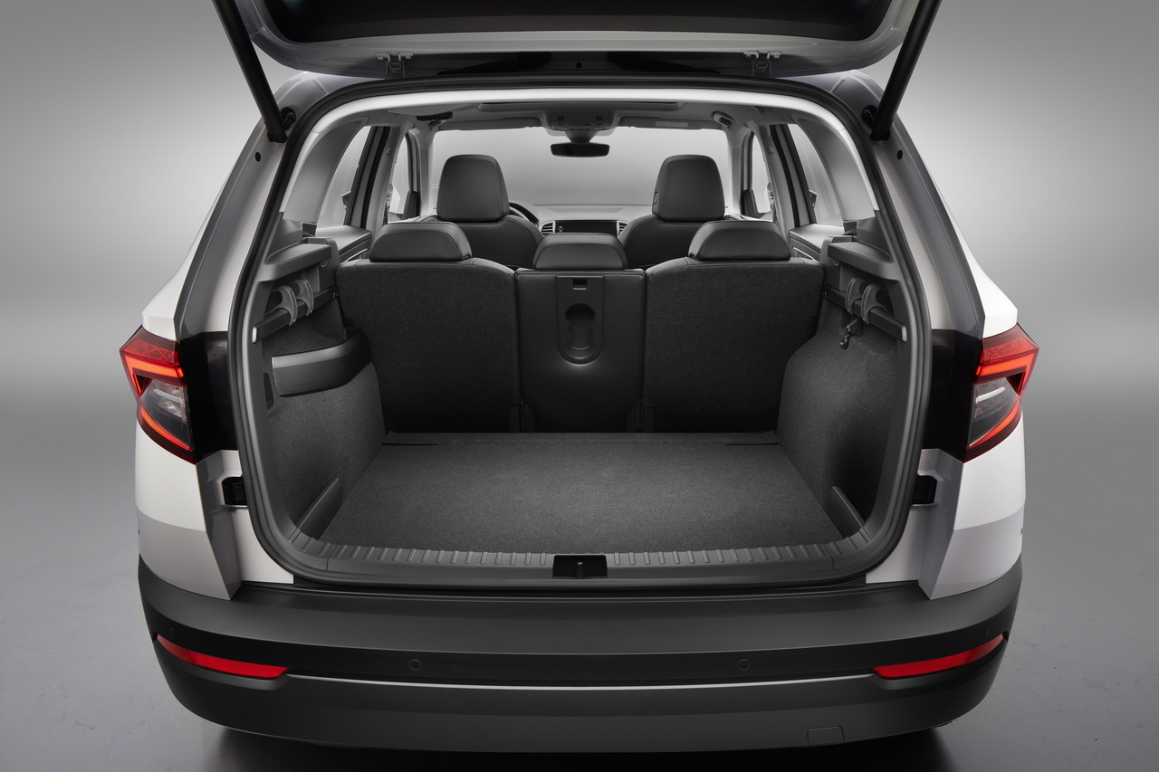 skoda karoq 2017 infos et photos sur le nouveau suv skoda photo 25 l 39 argus. Black Bedroom Furniture Sets. Home Design Ideas