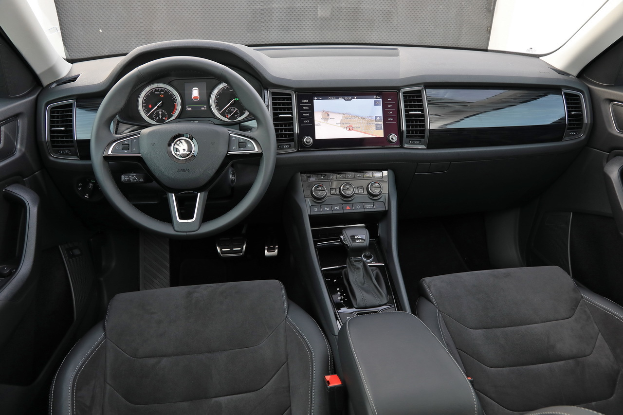 essai skoda kodiaq un g n reux suv photo 27 l 39 argus. Black Bedroom Furniture Sets. Home Design Ideas