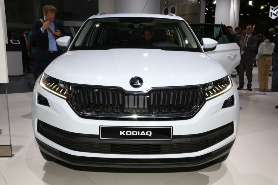 tarifs skoda kodiaq un premier prix partir de 24 950 photo 6 l 39 argus. Black Bedroom Furniture Sets. Home Design Ideas