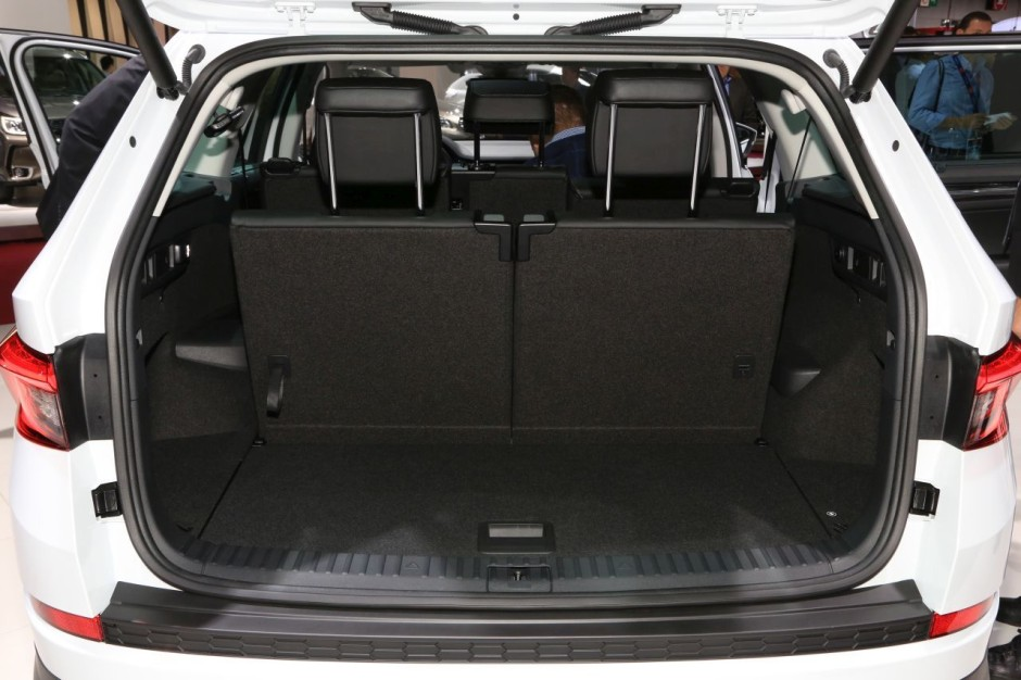tarifs skoda kodiaq un premier prix partir de 24 950 photo 9 l 39 argus. Black Bedroom Furniture Sets. Home Design Ideas