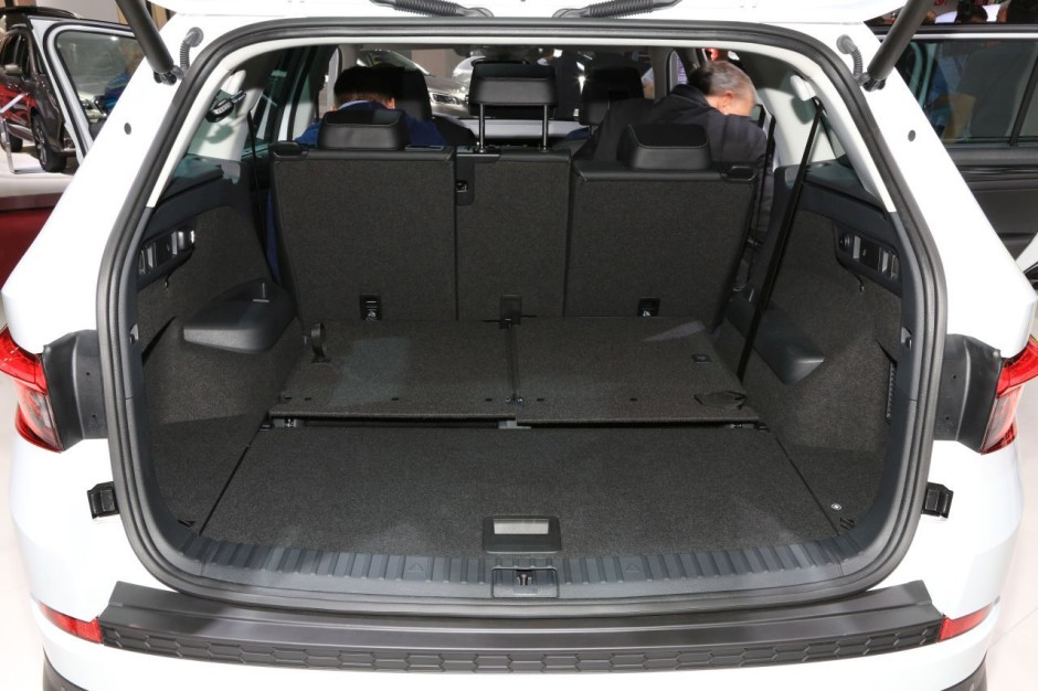 tarifs skoda kodiaq un premier prix partir de 24 950 photo 10 l 39 argus. Black Bedroom Furniture Sets. Home Design Ideas