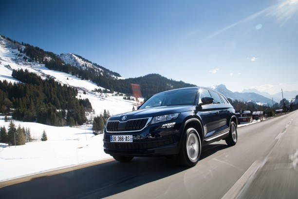essai skoda kodiaq essence le test du kodiaq premier prix l 39 argus. Black Bedroom Furniture Sets. Home Design Ideas
