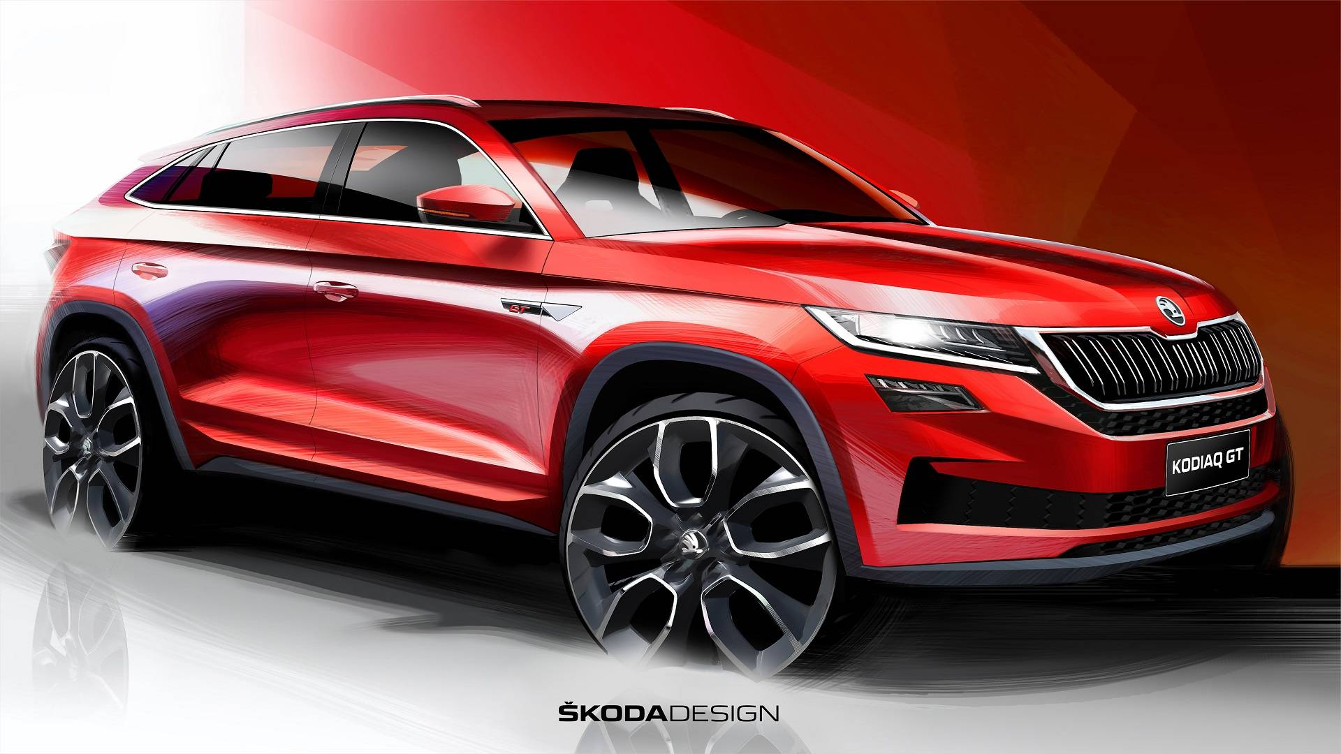 skoda kodiaq gt 2018 un coup suv r serv pour la chine photo 4 l 39 argus. Black Bedroom Furniture Sets. Home Design Ideas