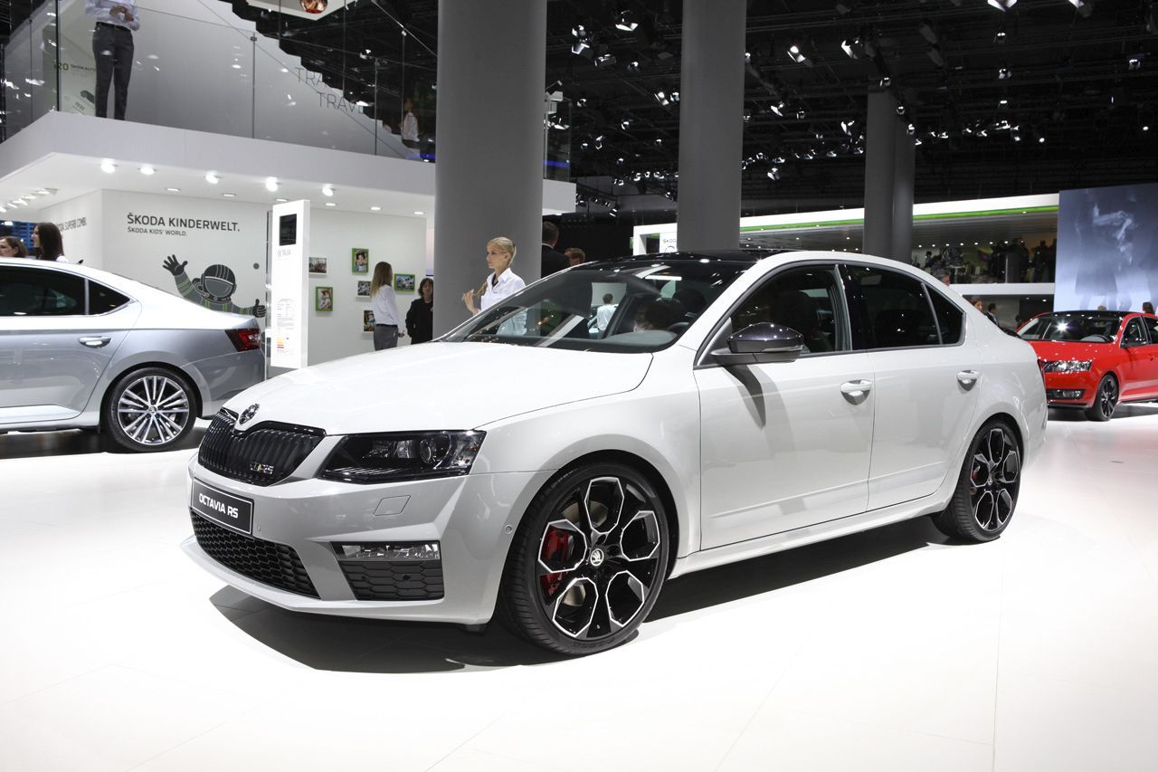 skoda octavia rs 230 un break pour les papas press s l 39 argus. Black Bedroom Furniture Sets. Home Design Ideas