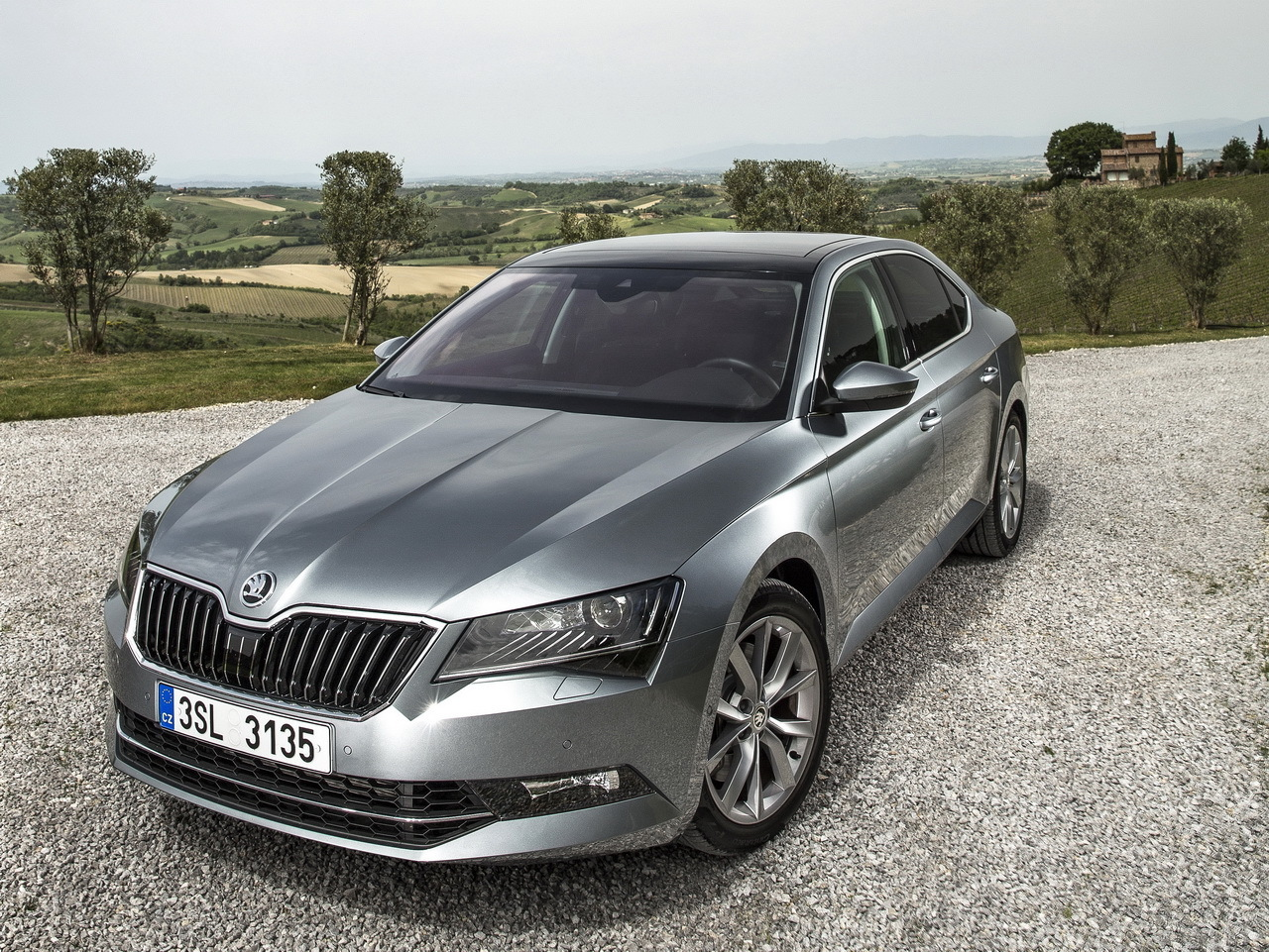 Skoda superb 2015 occasion