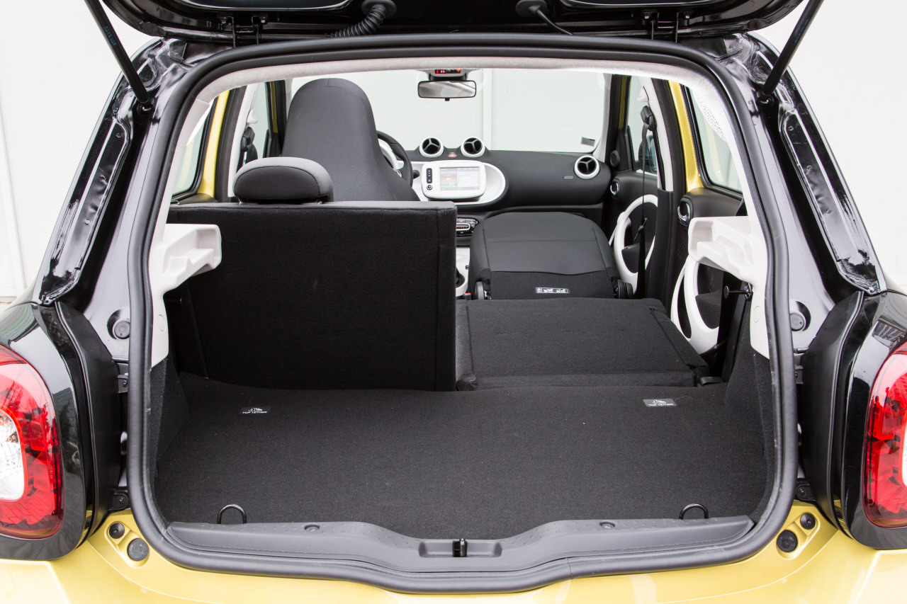essai comparatif smart forfour ii vs renault twingo iii photo 86 l 39 argus. Black Bedroom Furniture Sets. Home Design Ideas