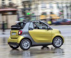 profil Smart Fortwo Cabrio 2016
