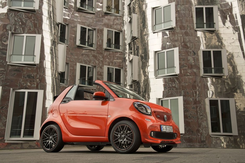 essai smart fortwo cabrio brabus 2016 m chamment m re photo 19 l 39 argus. Black Bedroom Furniture Sets. Home Design Ideas