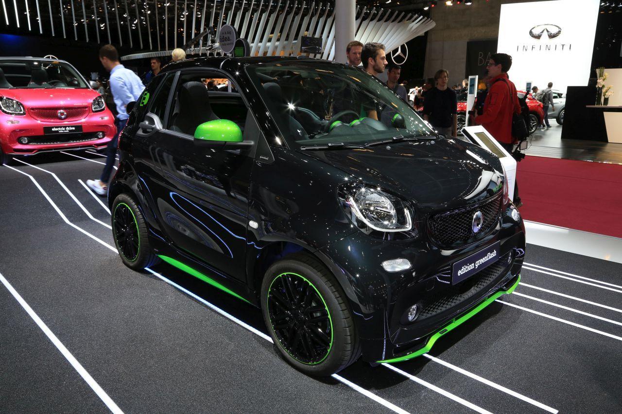 le top des voitures hybrides et lectriques smart fortwo electric drive l 39 argus. Black Bedroom Furniture Sets. Home Design Ideas