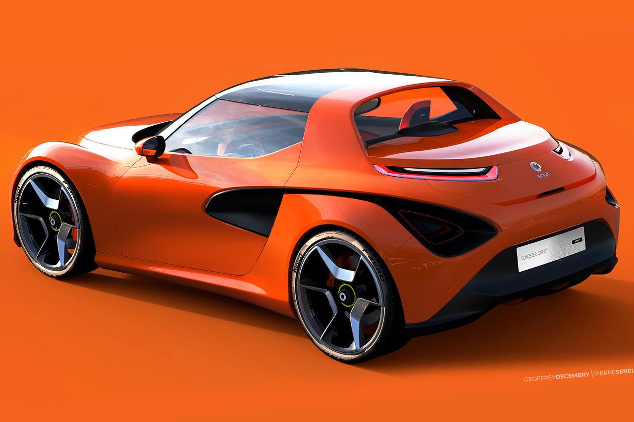 [Présentation] Le Design par Smart Smart-roadster-17