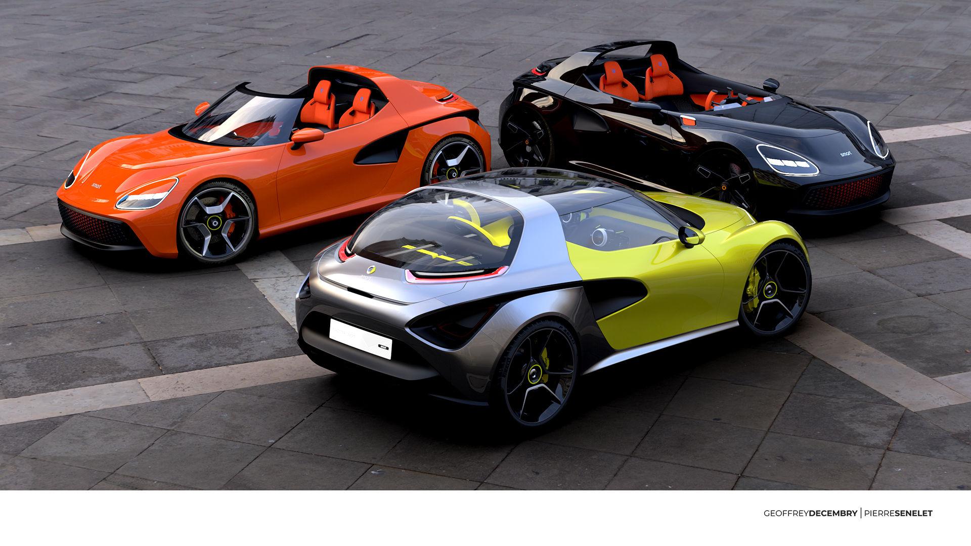 [Présentation] Le Design par Smart Smart-roadster-57