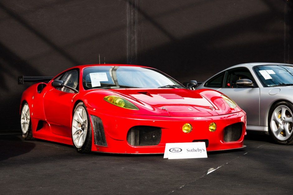 nos photos de la vente aux ench res rm sotheby 39 s 2017 paris ferrari f430 gtc de 2008 l 39 argus. Black Bedroom Furniture Sets. Home Design Ideas