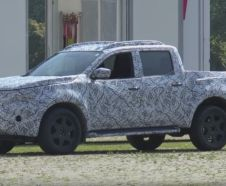 Spyshots Pick-up Mercedes