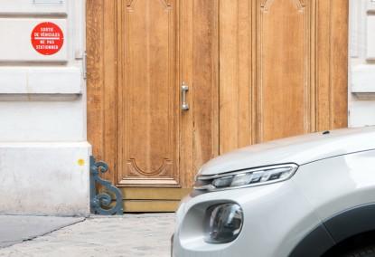 stationnement interdiction de se garer devant son entr e de garage droit p nal routier. Black Bedroom Furniture Sets. Home Design Ideas