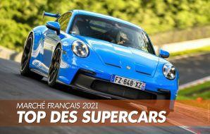 ventes supercars france 2021