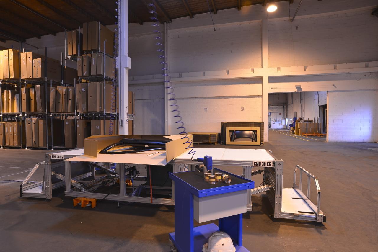 cora investit dans un nouveau centre de stockage l 39 argus. Black Bedroom Furniture Sets. Home Design Ideas