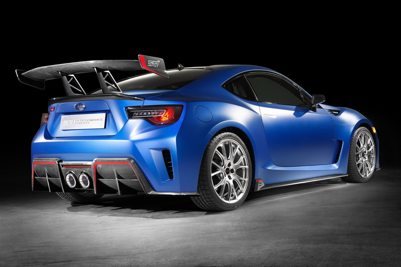 salon new york 2015 subaru brz sti performance concept l 39 argus. Black Bedroom Furniture Sets. Home Design Ideas