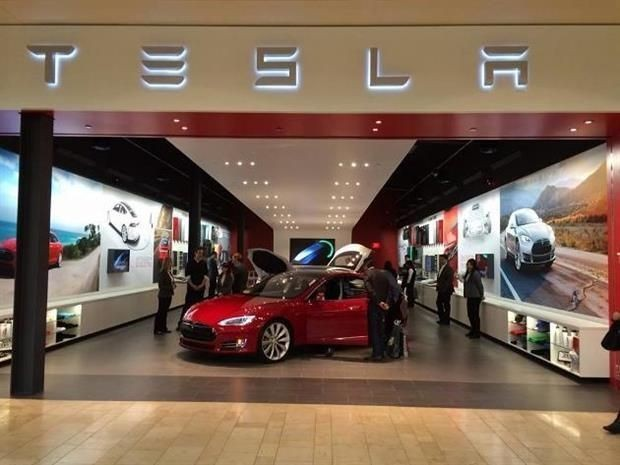 prix tesla model 3 un tarif partir de 36 000 euros en france photo 2 l 39 argus. Black Bedroom Furniture Sets. Home Design Ideas